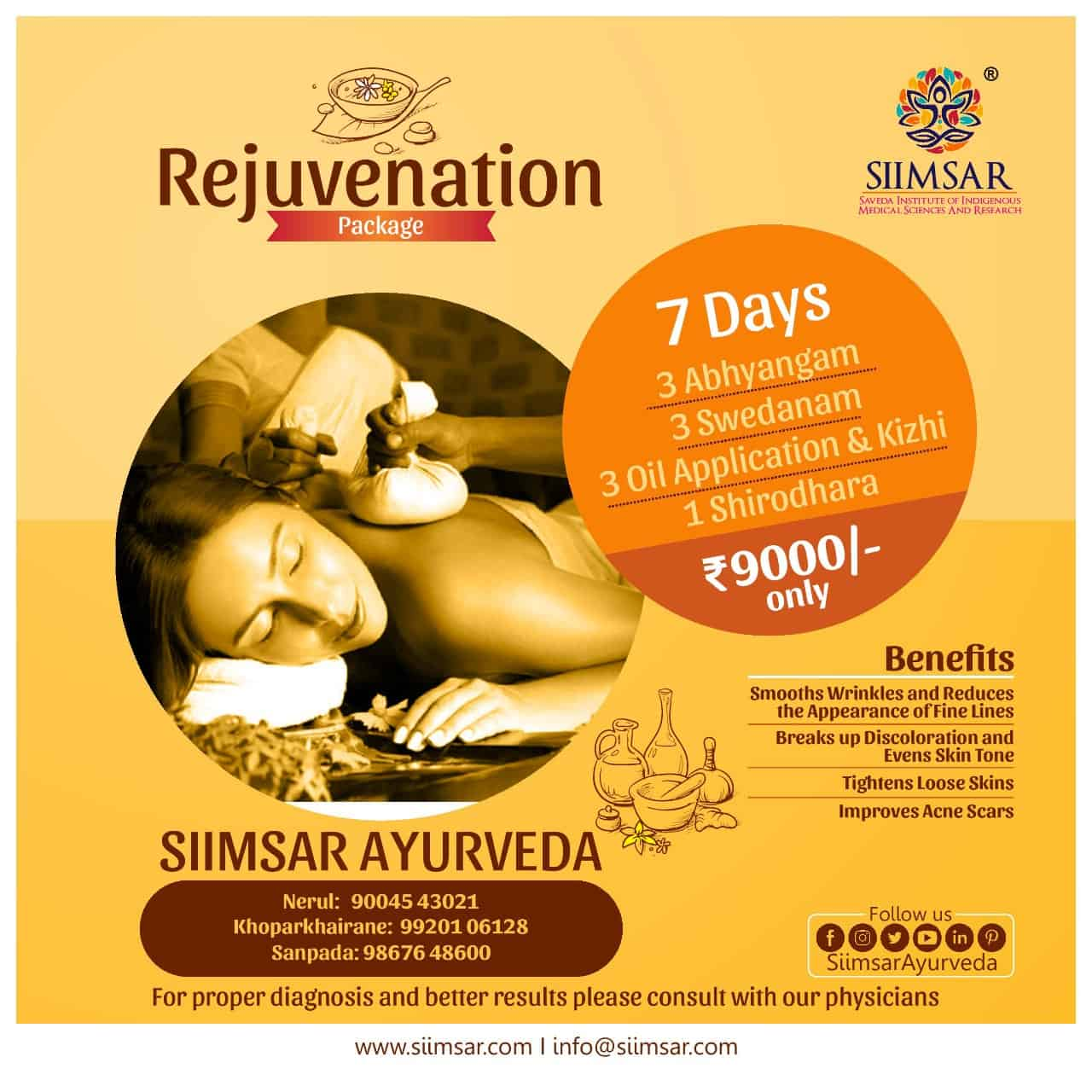 Siimsar Rejuvenation