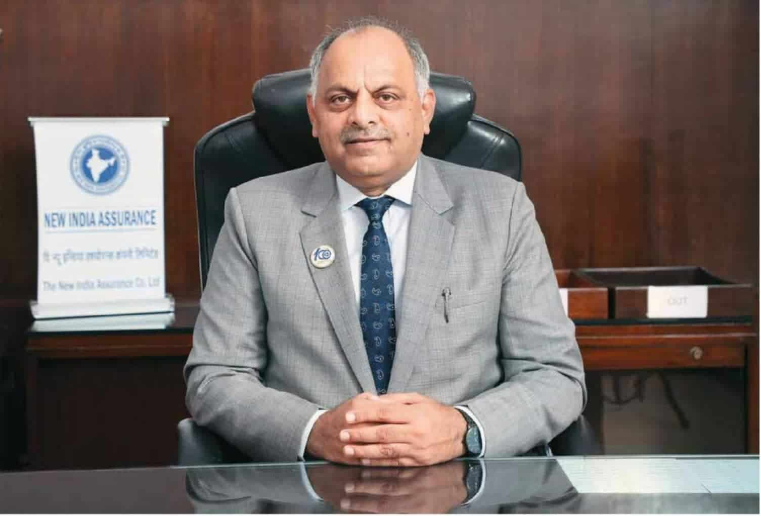 Atul Sahai, CMD, New India Assurance