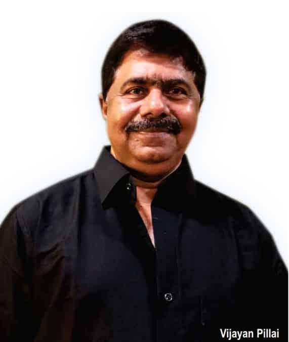 Vijayan Pillai