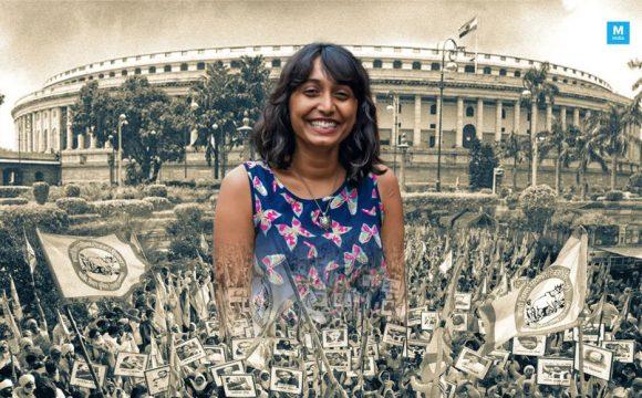 Disha Ravi Protest