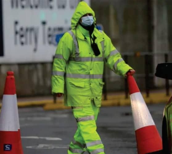 UK pandemic chaos